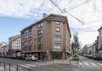 Nouveaux logements sociaux pour personnes âgées à Schaerbeek
